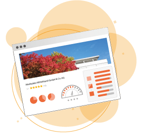 Optimierung Ihrer Firmenprofile