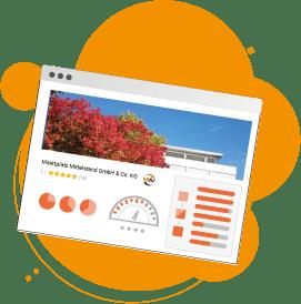 Optimierung Ihres Firmeneintrags